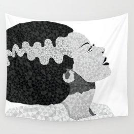 Bride Of Frankenstein Wall Tapestry