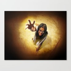 Parched Canvas Print