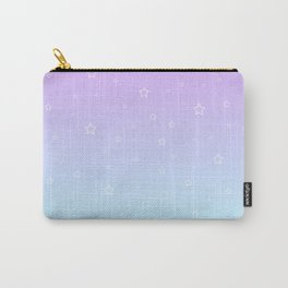 Purple kawaii cute aesthetic Carry-All Pouch