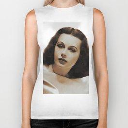 Hedy Lamarr, Hollywood Legends Biker Tank