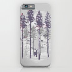 The trance of a deer iPhone 6s Slim Case