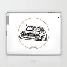Crazy Car Art 0006 Laptop & iPad Skin