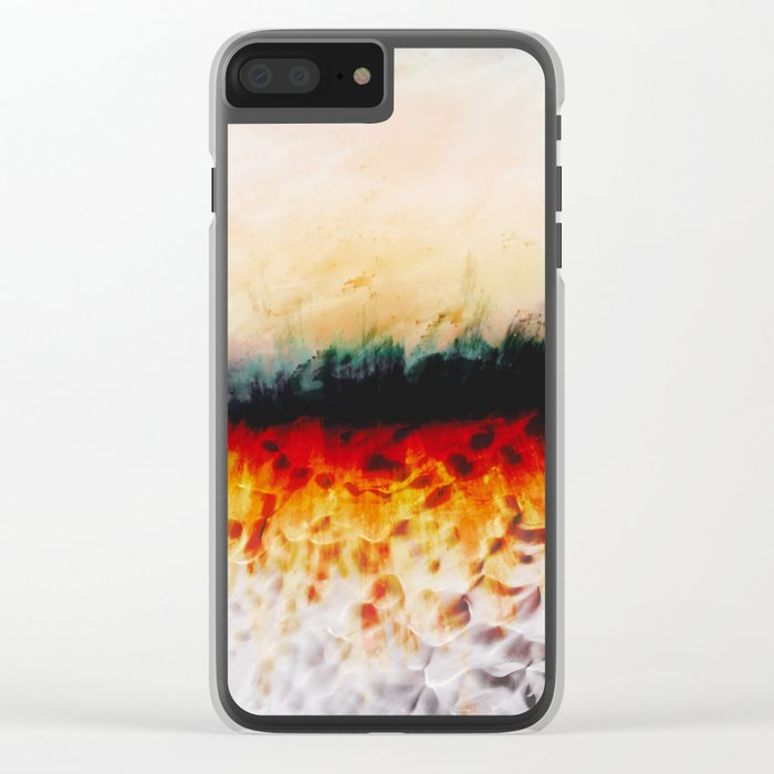 STW #2 Clear iPhone Case