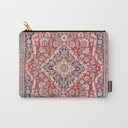 Mohtashem Kashan Central Persian Rug Print Carry-All Pouch