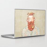 music Laptop & iPad Skins featuring Music by Seaside Spirit