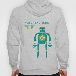 Envy Robot Emotion Hoody