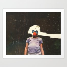 Toucan Sam Art Print