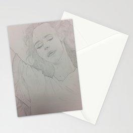 LanaDelRey Drawing Stationery Cards