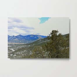 In the Elements Metal Print