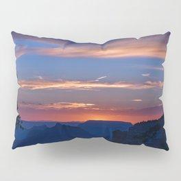 Colorful Sunset - North_Rim, Grand_Canyon, AZ Pillow Sham