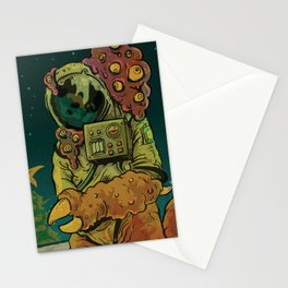 THINGS IN SPACE #97 Stationery Cards