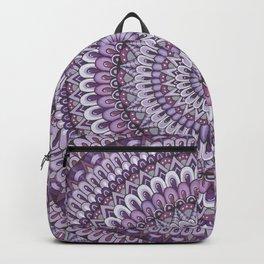 Lavender Petals Backpack