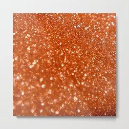 Goldstone Metal Print