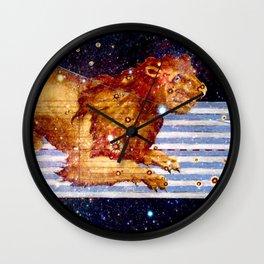 Leo - Uranometria Collection Wall Clock