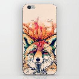 Fox Yeah! iPhone Skin