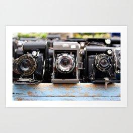 portobello cameras Art Print