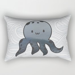 Little Octopus Rectangular Pillow