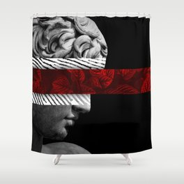 I Was Forced To Be A Tyrant Shower Curtain