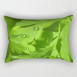 Spring Morning 412 Rectangular Pillow