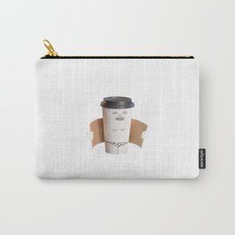 COFFEE STRIPPER Carry-All Pouch