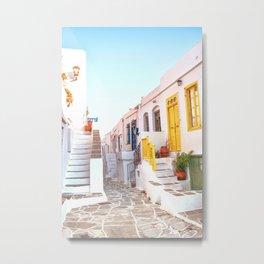 Travel Greece, Sifnos island Metal Print