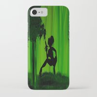 astrology iPhone & iPod Cases featuring The Astrology  sign Sagittarius by Krista May