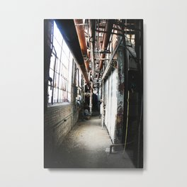 The Bleachery V Metal Print