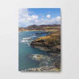 West Coast of Scotland Metal Print
