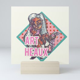 Logo Mini Art Print