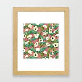 Barracuda - Spring version Framed Art Print