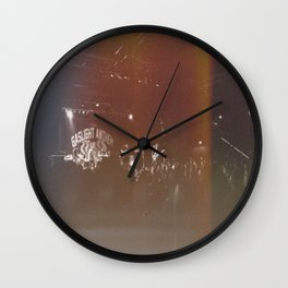 The Gaslight Anthem Wall Clock