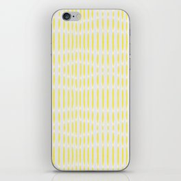 Yellow Wavelengths iPhone Skin