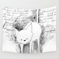 minima - deco cat Wall Tapestry