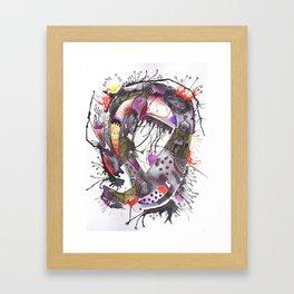 Abstract Explorations 7 Framed Art Print