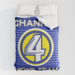Channel 4 News Team Comforters