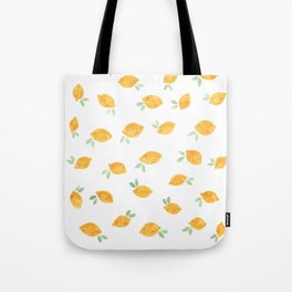 Little Lemons Tote Bag