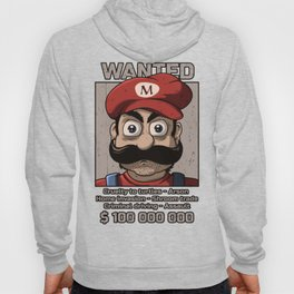 Wanted plumber Hoody
