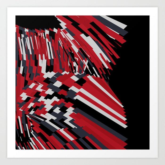 Schism Art Print
