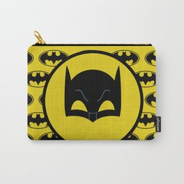 Super Hero Bat Shield Carry-All Pouch