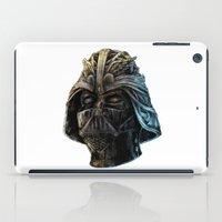 darth vader iPad Cases featuring darth vader by bkpena