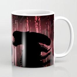 Forest Aliens Coffee Mug