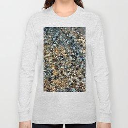 Beach Shell Sand Long Sleeve T-shirt