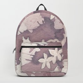 Floral Paisley Backpack