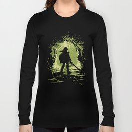 It's dangerous to go alone - Legend of Zelda Long Sleeve T-shirt