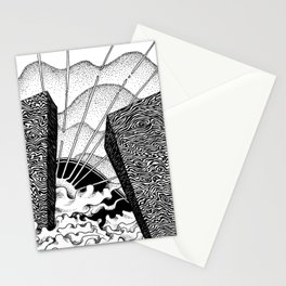 Monoliths Stationery Cards