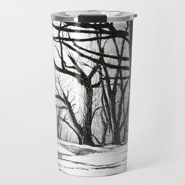 Tree bones Travel Mug