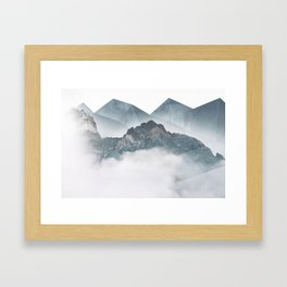 When Winter Comes III Framed Art Print