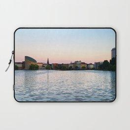 Clear & Blurry Lake Laptop Sleeve