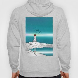 Peggy's Point Lighthouse Hoody