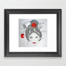 Snow White II Framed Art Print